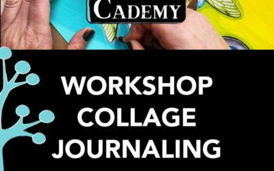 Workshop Collage Journaling